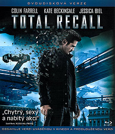 Total Recall /2012/ (2 Blu-ray)
