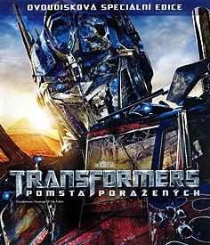 Transformers: Pomsta poražených (2 Blu-ray Disc)