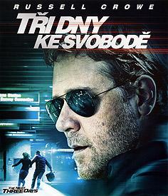 Tři dny ke svobodě (Blu-ray Disc)