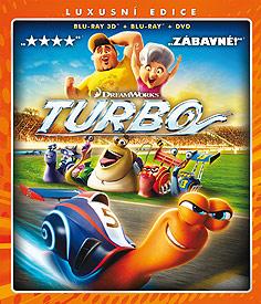 Turbo (3D Blu-ray)