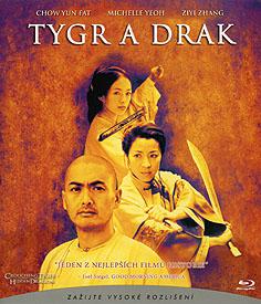 Tygr a drak (Blu-ray Disc)