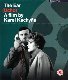 Ucho (Blu-ray)