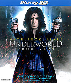 Underworld: Probuzení (3D Blu-ray)