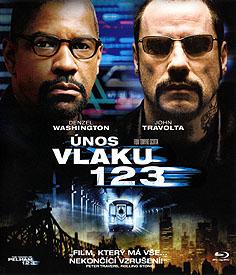 Únos vlaku 1 2 3 (Blu-ray Disc)