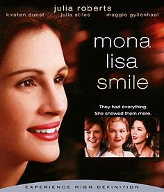 Úsměv Mony Lisy (Blu-ray Disc)