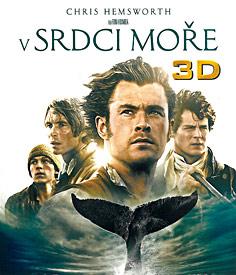 V srdci moře (3D Blu-ray)