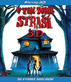 V tom domě straší (Blu-ray 3D)