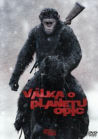 Válka o planetu opic (3D Blu-ray)