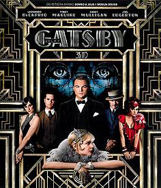 Velký Gatsby (3D Blu-ray)