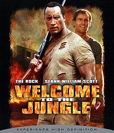 Vítejte v džungli (Blu-ray Disc)