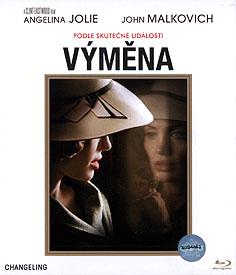 Výměna (Blu-ray Disc)