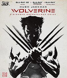 Wolverine (3D Blu-ray)