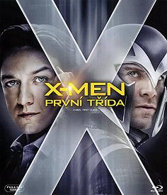 X-Men: První třída (Blu-ray Disc)