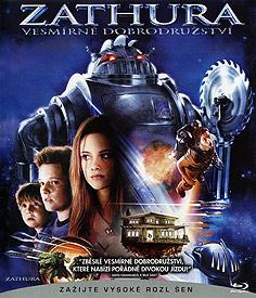 Zathura: Vesmírné dobrodružství (Blu-ray Disc)