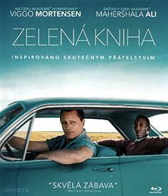 Zelená kniha (Blu-ray)