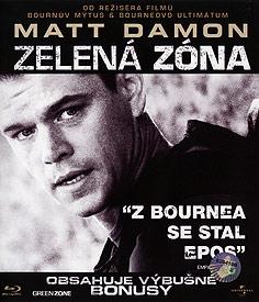 Zelená zóna (Blu-ray Disc)