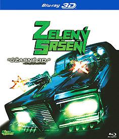 Zelený sršeň (3D Blu-ray)