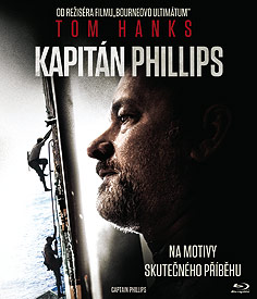 Kapitán Phillips (Blu-ray)