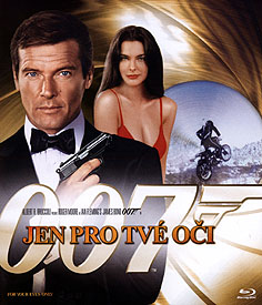 007 - Jen pro tvé oči (Blu-ray)