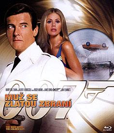 007 - Muž se zlatou zbraní (Blu-ray)