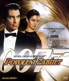 007 - Povolení zabíjet (Blu-ray)