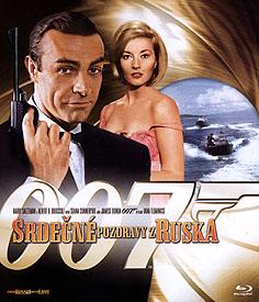 007 - Srdečné pozdravy z Ruska (Blu-ray)