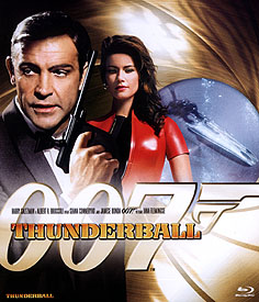 007 - Thunderball (Blu-ray)