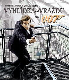 007 - Vyhlídka na vraždu (Blu-ray)