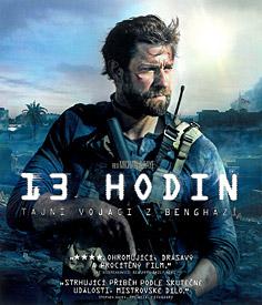 13 hodin: Tajní vojáci z Benghází (Blu-ray)