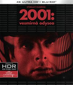 2001: Vesmírná odyssea (4K - UHD)