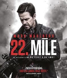 22. míle (Blu-ray)