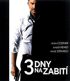 3 dny na zabití (Blu-ray)