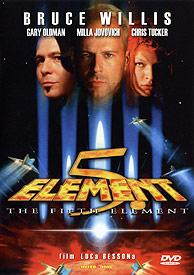 Pátý element (DVD)