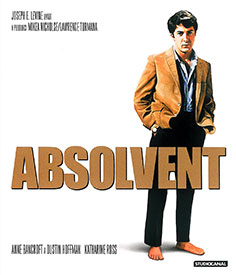 Absolvent (Blu-ray)