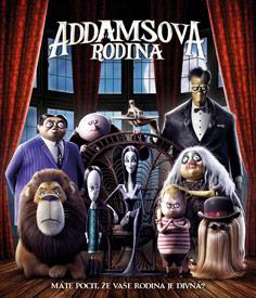 Addamsova rodina (Blu-ray)
