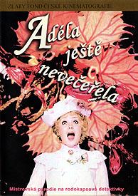 Adéla ještě nevečeřela (DVD)