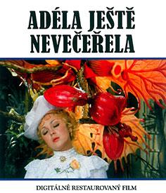 Adéla ještě nevečeřela (Blu-ray)