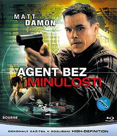 Agent bez minulosti (Blu-ray)