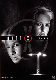 Akta X (seriál) - První série 7 - bonusy (bez české verze)