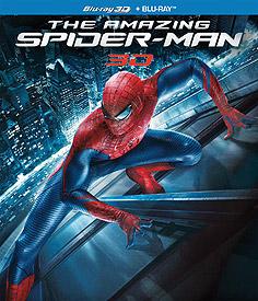 Amazing Spider-Man (2D+3D Blu-ray)