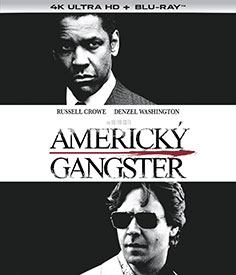 Americký gangster (4K-UHD)