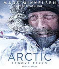 Arctic: Ledové peklo (Blu-ray)