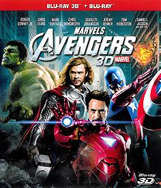 Avengers (3D Blu-ray)