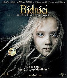 Bídníci (Blu-ray)