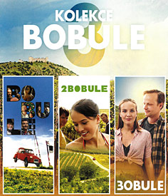 Bobule - kolekce 1-3 (Blu-ray)