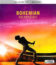 Bohemian Rhapsody (4K-UHD)