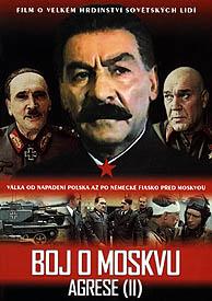 Boj o Moskvu - Agrese II