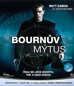 Bournův mýtus (Blu-ray)
