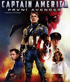 Captain America: První Avenger (Blu-ray)