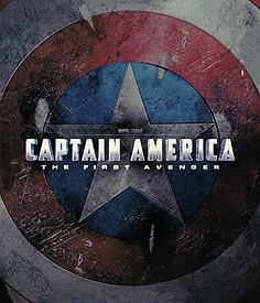 Captain America: První Avenger (3D Blu-ray)